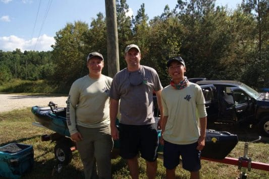 Southeastern Youth Kayak Anglers
