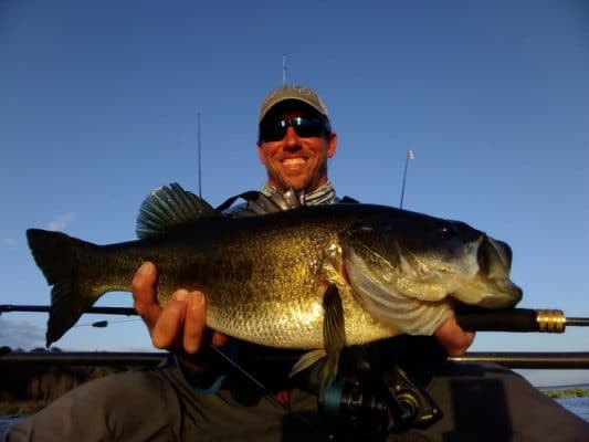 Chasing bass in the Ocala National Forest with Jim Ware