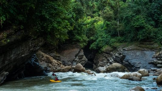 4 First Descents in 2016 Part 4: Norte de Santander, Colombia; Rio Margua