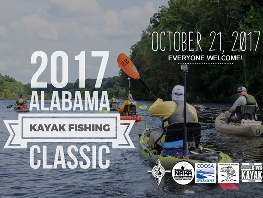 Alabama is Ready For a Great Kayak Fishing Season