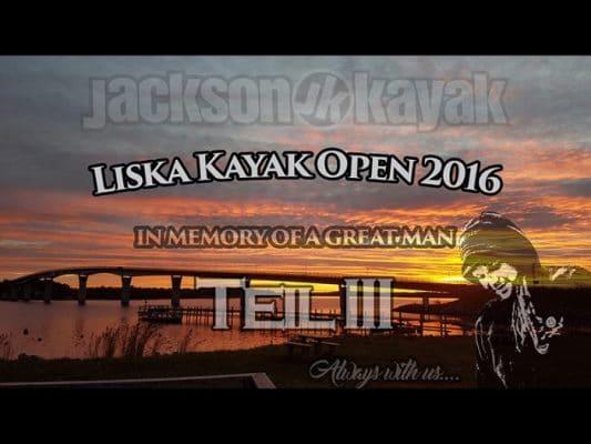 Liska Kayak Open: Bericht Teil III