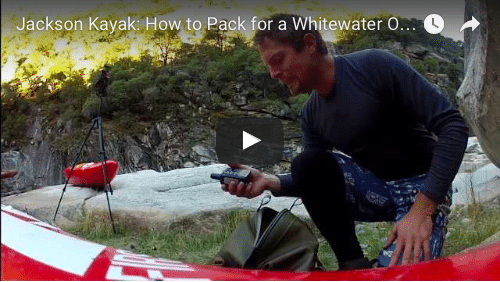 How to Pack for a Whitewater Overnight Trip