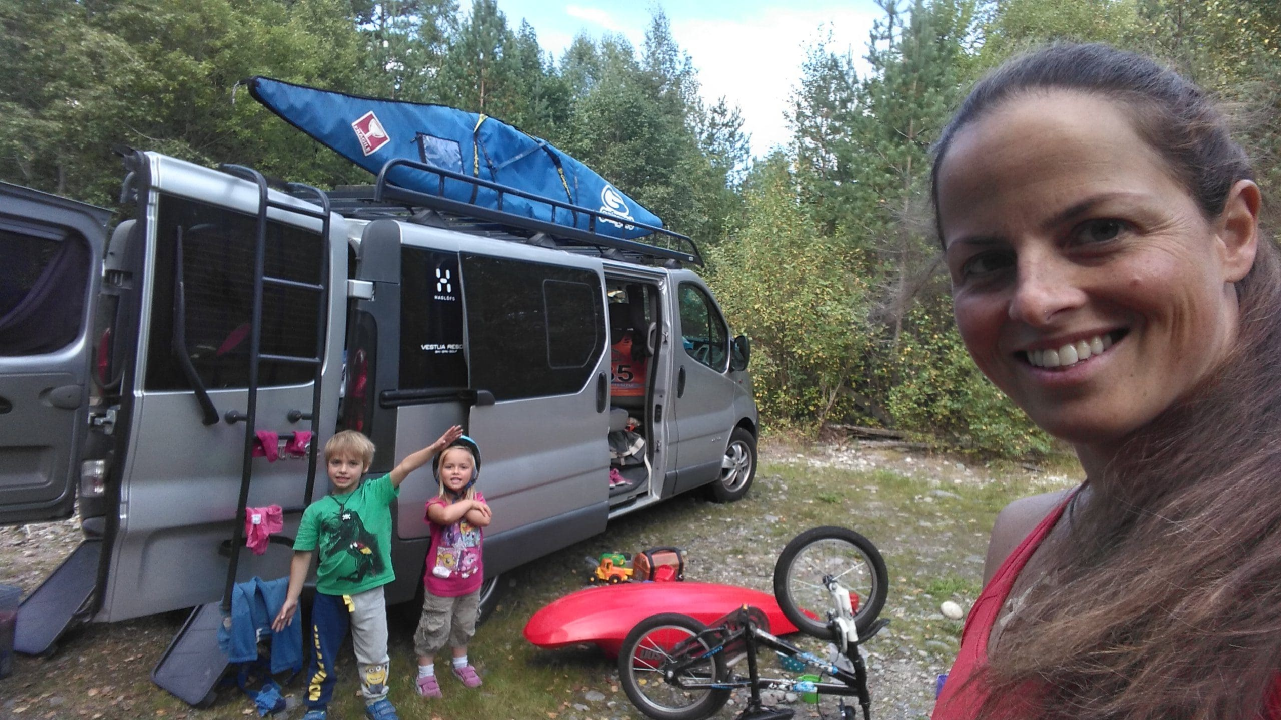 A (mom) pro-paddler's perspective