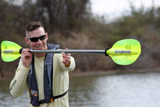 Bending Branches Angler Pro – The Best Paddle Money Can Buy