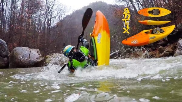 EJ's- How to Squirt and Splat the Jackson Kayak Antix