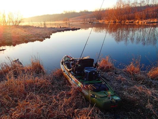 Spring Into Kayak Fishing