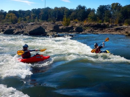 Never Winter – Family Whitewater Adventures: Part Four