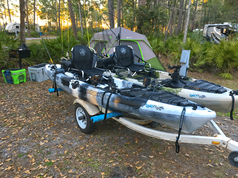 Backwater Bowfin Blitz in the Liska, Part I