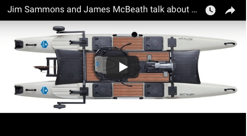 Jim Sammons and James McBeath talk about Blue Sky Boat works.