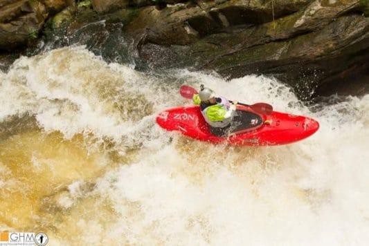 Cuyahoga Falls Kayak Race 2018