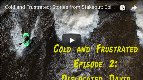 Cold and Frustrated: Stories From Stakeout: Episode 2: Dislocated David