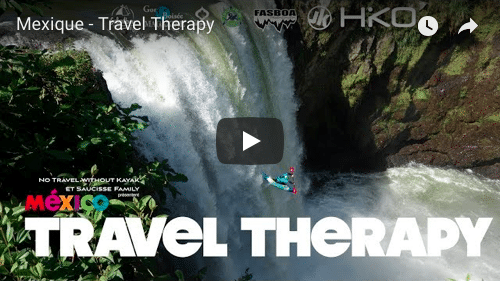MEXICO : Travel Therapy