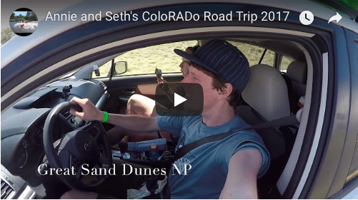 CO Road Trip '17
