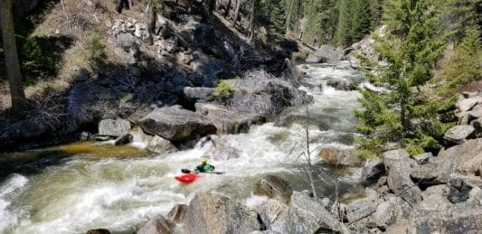 The Middle Fork… of the Payette?
