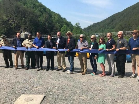 Cutting the Ribbon: 15 More Years of Ocoee River Releases!