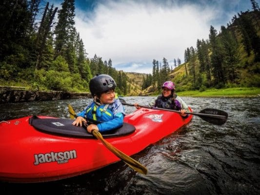 Grande Ronde Family Rafting Trip: 'Wild & Free' Tour