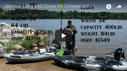 Coosa HD and Liska Side by Side Comparison