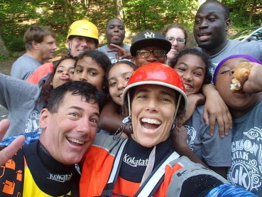 The Inner City Kids Kayaking Camp – 15 years and still going