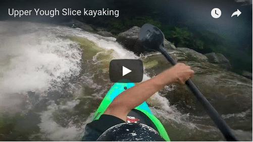 Upper Yough Slice kayaking