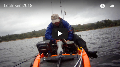 Loch Ken Kayak Grand Slam 2018