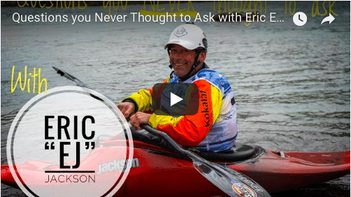 Factory Team Paddlers EJ, Nick Troutman and Emily Jackson interviewed in Seth Ashworth's Questions You Never Thought Ask.