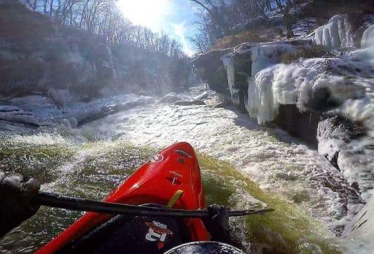 Winter Kayaking – Mental and Physical tips