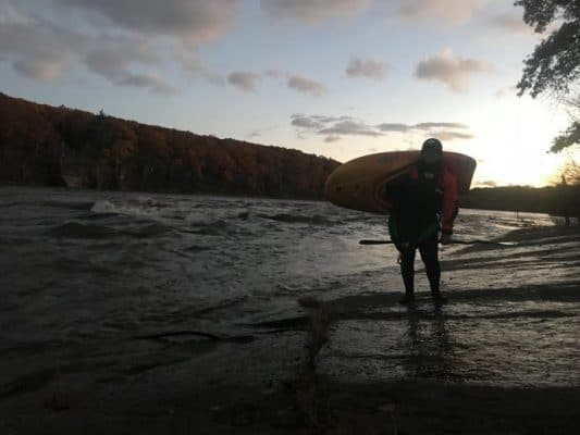 Living as a Dirtbag College Student: How to Make Time for the River