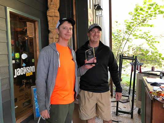 Winning the Alabama Kayak Fishing Classic Open Division