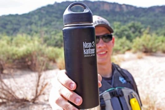 Klean Kanteen Insulated Wide 20 Oz. – A Great Water Bottle for All Beverages Out on the Water.