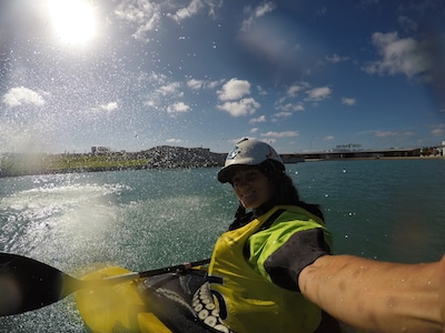 VECTOR WERO WHITEWATER COURSE: PLAYBOATING ON NEW ZEALAND'S NORTH ISLAND