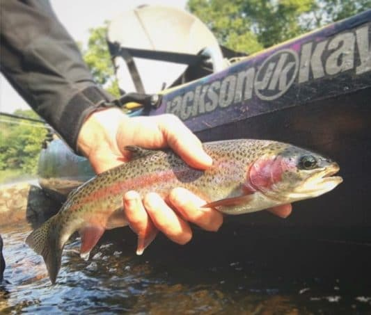 Coosa HD Trout Float