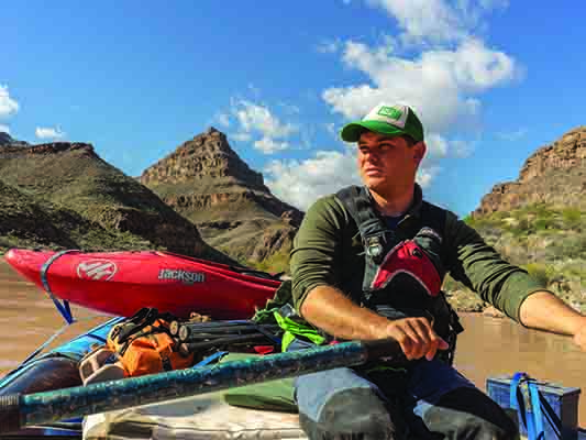 Best hikes while kayaking the Grand Canyon