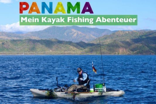 Offshore Kayak Fishing in Panama