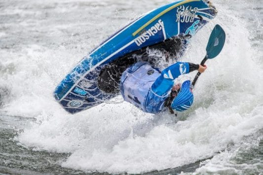 Underdogs of the 2019 ICF Canoe Freestyle World Championships