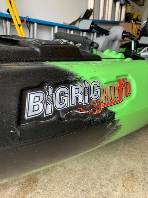 Big Rig HDFD first impressions