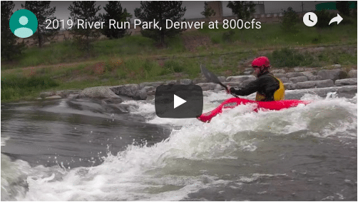 River Run Park is finally flowing!