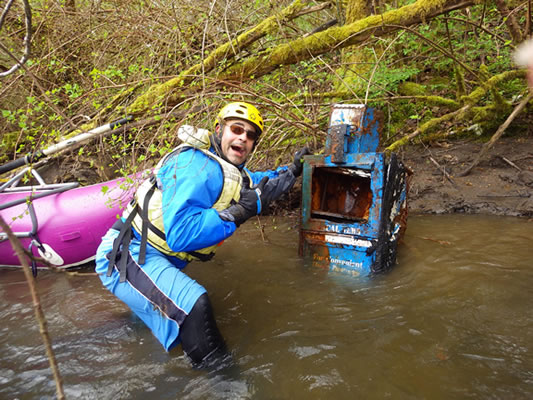 Nisqually River Clean Up