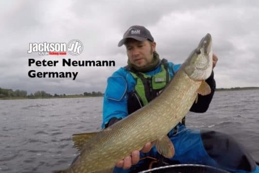 JK FISHING TEAM EUROPE: PETER NEUMANN, GERMANY