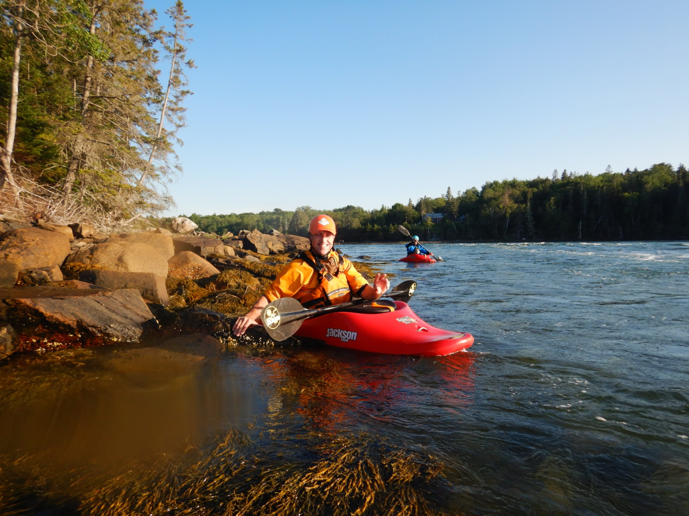 Beautiful Hot Summer Days = Perfect Paddling Conditions