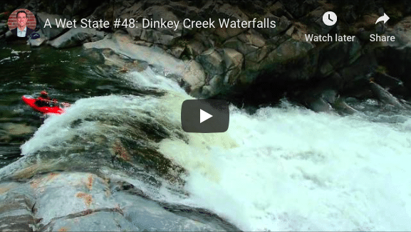 Reminiscing on Dinkey Creek Waterfalls