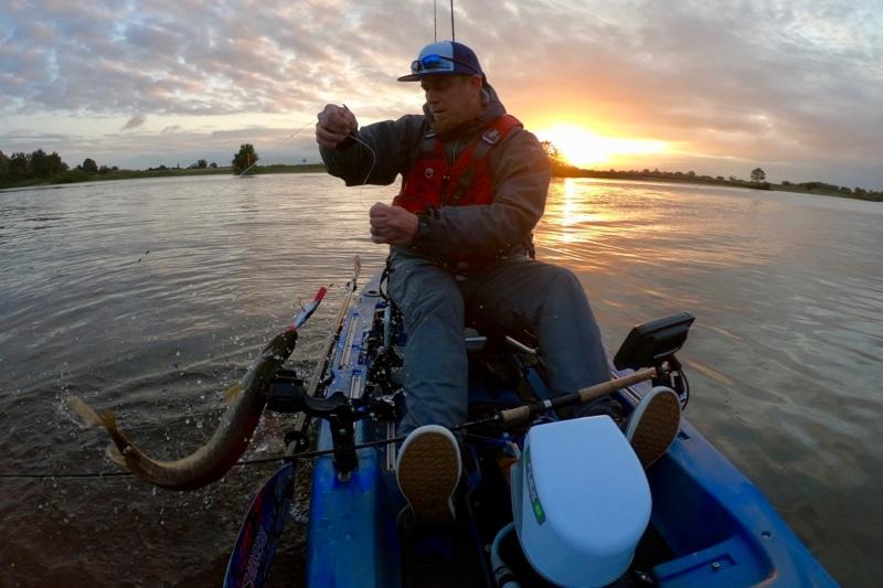 Feierabend-Sessions auf der Weser