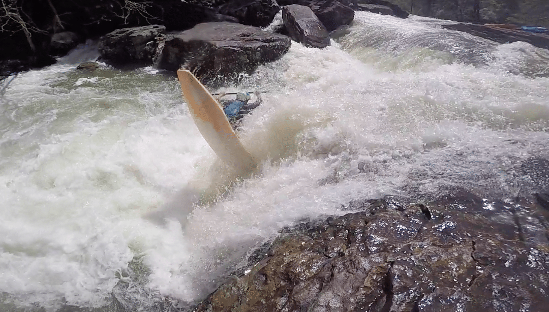 The Nirvana Takes on North Chickamauga Creek