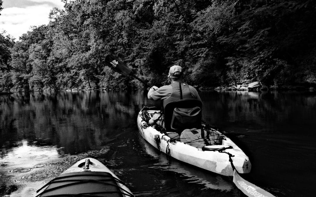 Mental and Physical Benefits of Kayaking