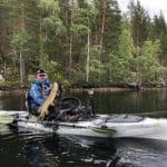 Lappföld kajakpeca horgásztúra 2019 augusztus – FullHD