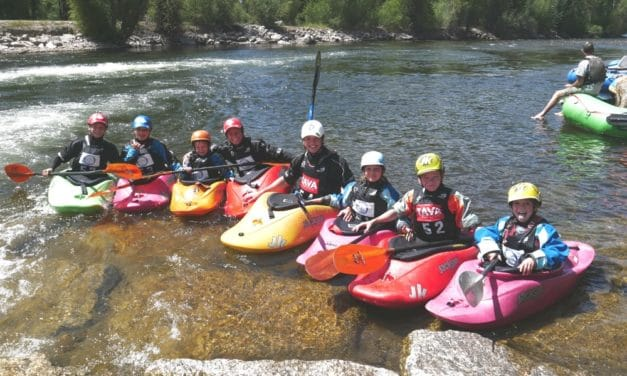 why Kayaking is Insane(ly) Fun For Kids