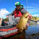 Musky and Bass Kayak Fishing in Canada – Part 2