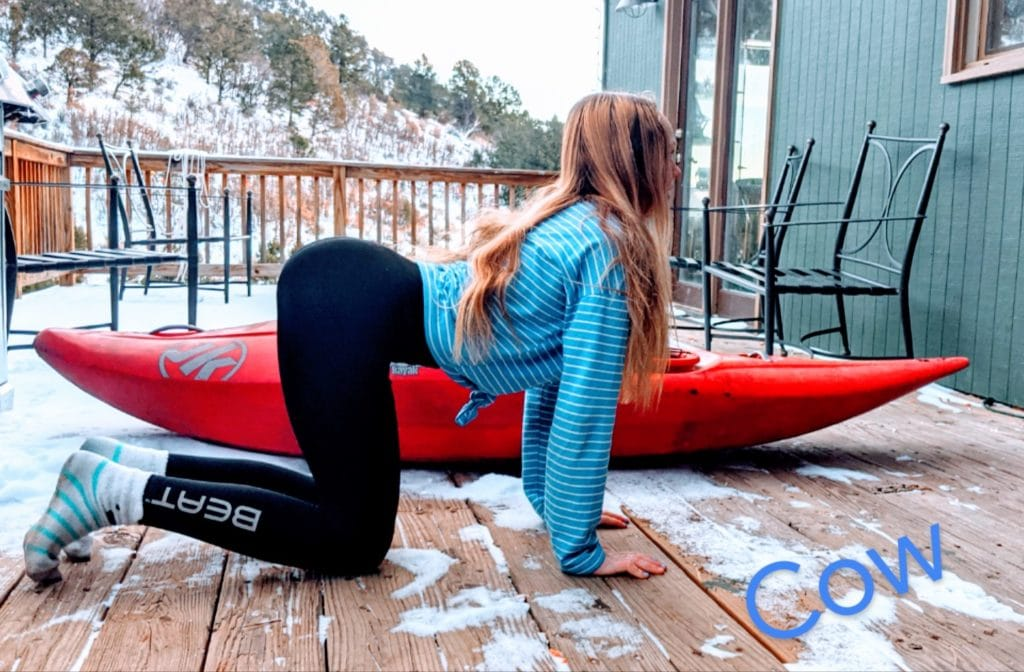 5 Weird Ways To Warm Up Before You Paddle