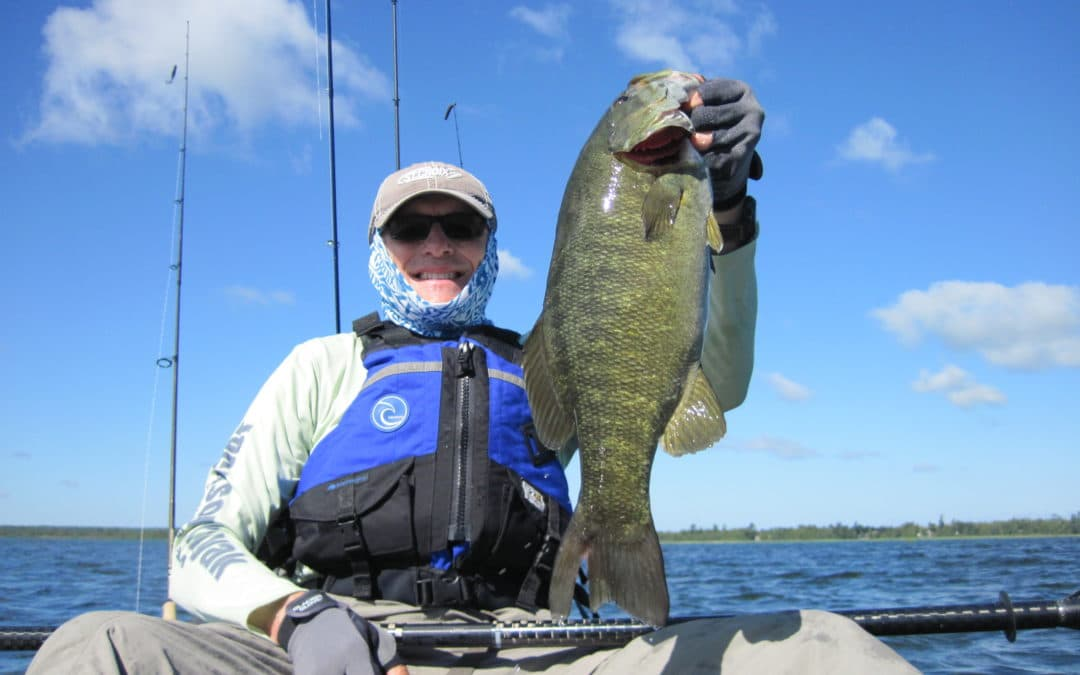Smallie Tackle Box:  What You Need for Success