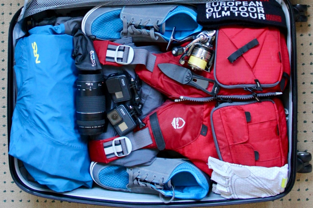 Packing Tips for Globetrotters