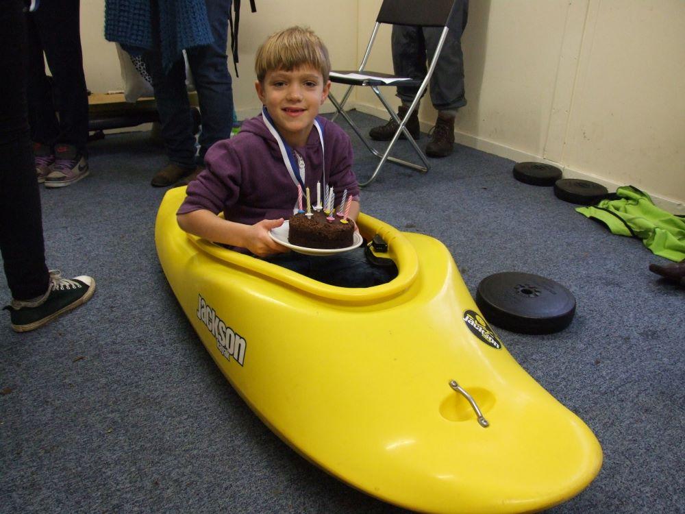 Growing up Kayaking